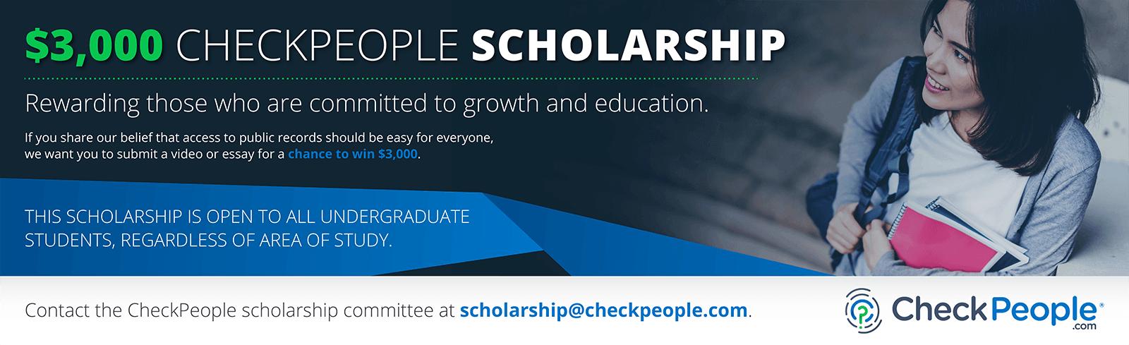 Scholarship Banner Image
